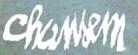 Logo chansem
